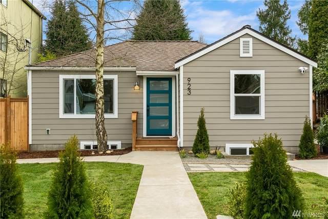 923 N 98th St, Seattle, WA 98103 (#1566681) :: Hauer Home Team
