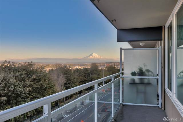 235 Broadway #420, Tacoma, WA 98402 (#1566688) :: Costello Team