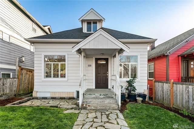 4521 S Findlay St, Seattle, WA 98118 (#1566692) :: Keller Williams Western Realty