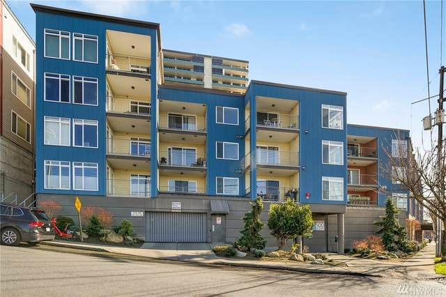 500 Elliott Ave W #205, Seattle, WA 98119 (#1566737) :: TRI STAR Team | RE/MAX NW