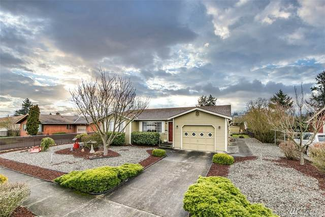 801 W Fir St, Sequim, WA 98382 (#1566745) :: Real Estate Solutions Group