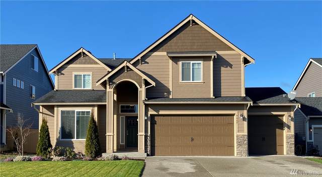 9888 Jensen Dr SE, Yelm, WA 98597 (#1566814) :: Real Estate Solutions Group
