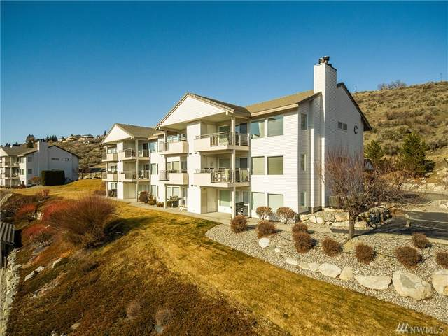 808 W Manson Hwy C201, Chelan, WA 98816 (#1567017) :: Real Estate Solutions Group