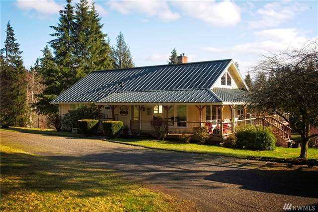 1302 Bear Creek Rd, Port Angeles, WA 98363 (#1567068) :: Northwest Home Team Realty, LLC