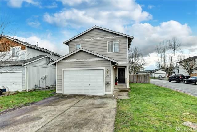 14917 45th Ave NE #214, Marysville, WA 98271 (#1567149) :: Record Real Estate
