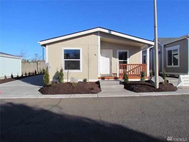 507 NE 99th St #96, Vancouver, WA 98665 (#1567305) :: The Kendra Todd Group at Keller Williams