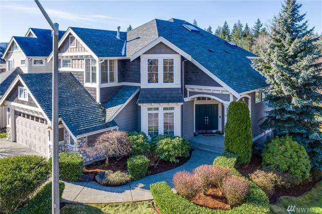 4611 230th Terr SE, Sammamish, WA 98075 (#1567355) :: Real Estate Solutions Group