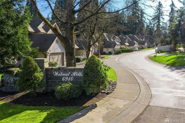 6910 Old Redmond Rd #115, Redmond, WA 98052 (#1567417) :: KW North Seattle