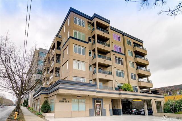 1000 Aurora Ave N N412, Seattle, WA 98109 (#1567428) :: The Kendra Todd Group at Keller Williams