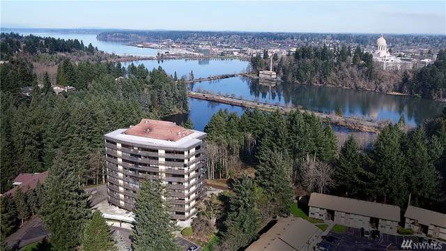 1910 Evergreen Park Dr SW #402, Olympia, WA 98502 (#1567433) :: Northwest Home Team Realty, LLC