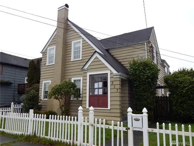 517 N K St, Aberdeen, WA 98520 (#1567488) :: Liv Real Estate Group