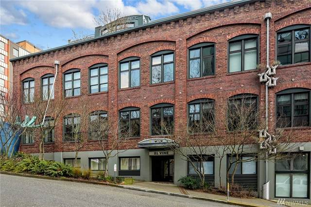 81 Vine St #506, Seattle, WA 98121 (#1567580) :: Real Estate Solutions Group