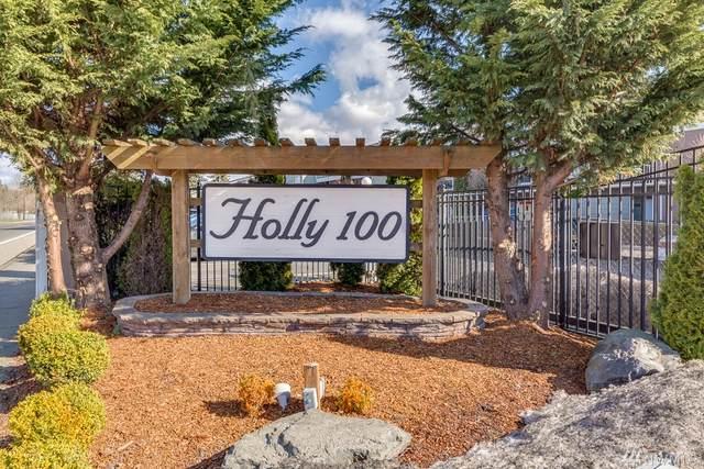 9917 Holly Drive B308, Everett, WA 98204 (#1567645) :: Ben Kinney Real Estate Team