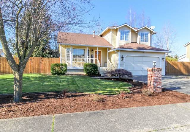 306 Warwick St, Enumclaw, WA 98022 (#1567764) :: Northwest Home Team Realty, LLC