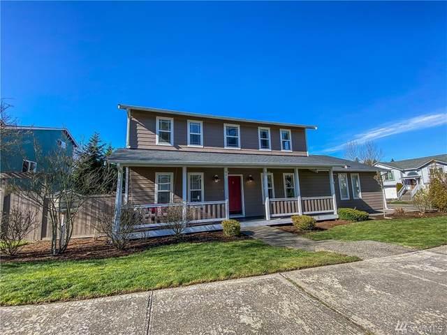 12028 128th St Ct E, Puyallup, WA 98374 (#1567825) :: Pickett Street Properties