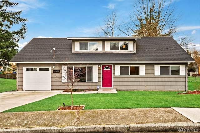 16327 127th Place SE, Renton, WA 98058 (#1568043) :: Hauer Home Team
