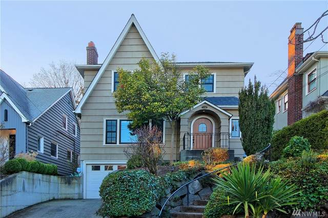 1909 Bigelow Ave N, Seattle, WA 98109 (#1568094) :: Ben Kinney Real Estate Team