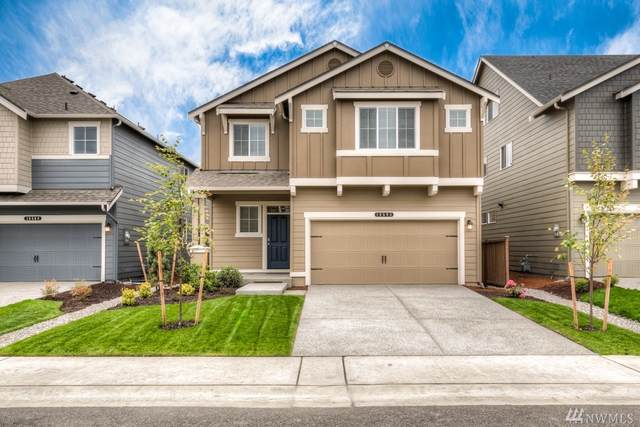9931 13TH St SE G34, Lake Stevens, WA 98258 (#1568097) :: Real Estate Solutions Group