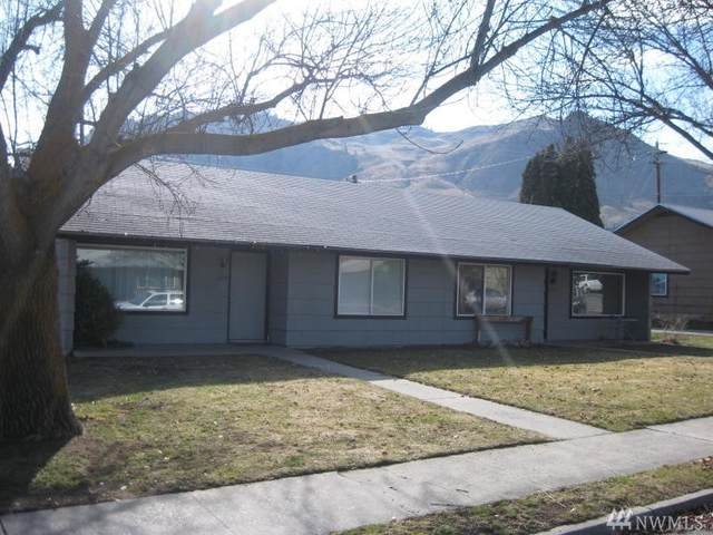 1255--1257 Montana St, Wenatchee, WA 98801 (#1568185) :: Northwest Home Team Realty, LLC