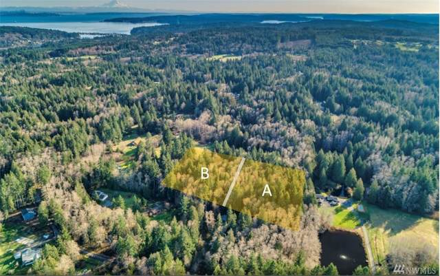 0-Lots A+B Port Gamble Rd NE, Poulsbo, WA 98370 (#1568286) :: Ben Kinney Real Estate Team