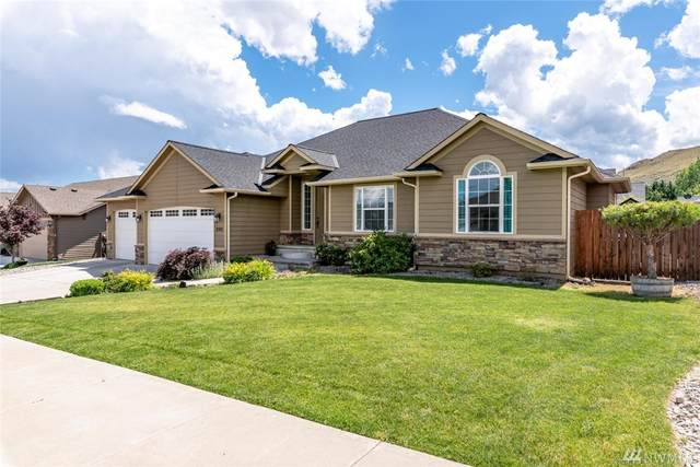 2107 Sage Grouse Rd, Wenatchee, WA 98801 (#1568326) :: Northwest Home Team Realty, LLC
