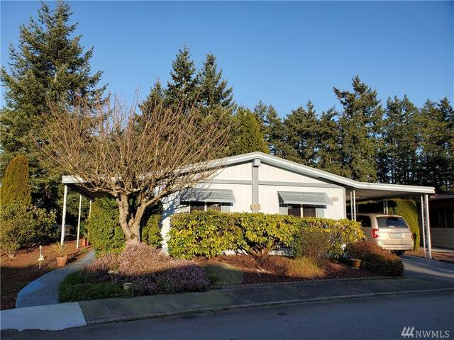 2500 S 370th St #140, Federal Way, WA 98003 (#1568333) :: Icon Real Estate Group