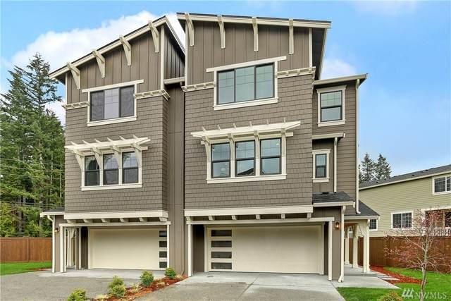 7822 NE 121st Lane B, 1, Kirkland, WA 98034 (#1568380) :: Mary Van Real Estate