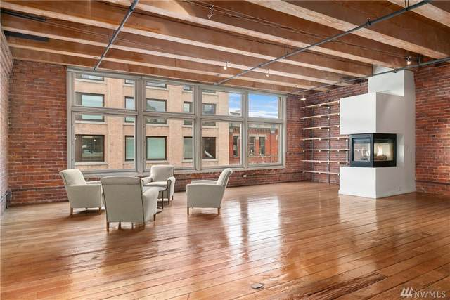 210 3rd Ave S 4A, Seattle, WA 98104 (#1568384) :: Real Estate Solutions Group