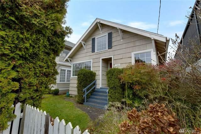 746 N 73rd St, Seattle, WA 98103 (#1568437) :: Costello Team