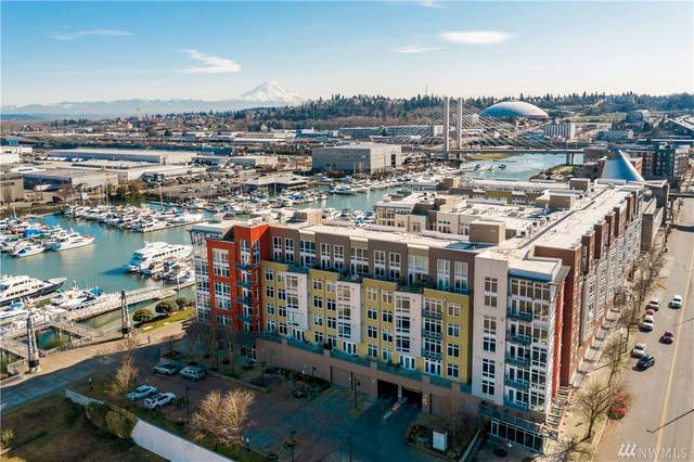 1705 Dock St #500, Tacoma, WA 98402 (#1568508) :: Costello Team