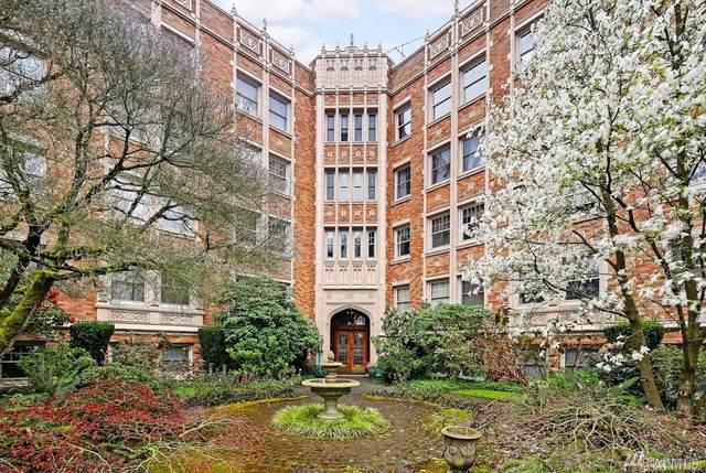 5810 Cowen Place NE #2, Seattle, WA 98105 (#1568529) :: Lucas Pinto Real Estate Group