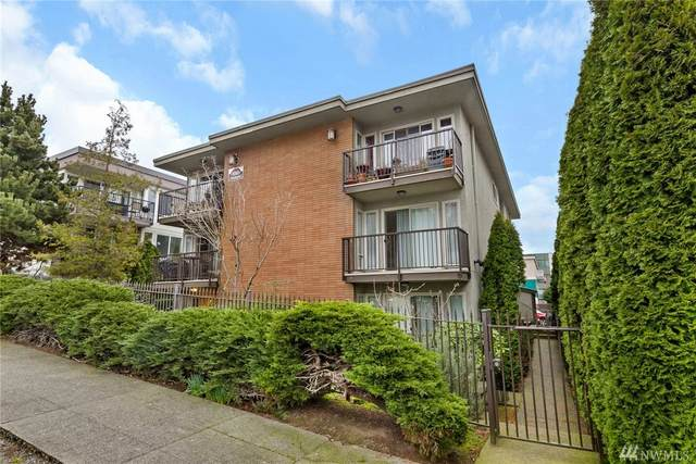 1016 6th Ave N #102, Seattle, WA 98109 (#1568554) :: Costello Team