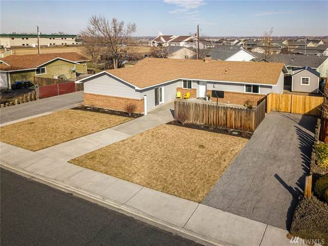 607 N Crestview Dr, Moses Lake, WA 98837 (#1568559) :: Pacific Partners @ Greene Realty