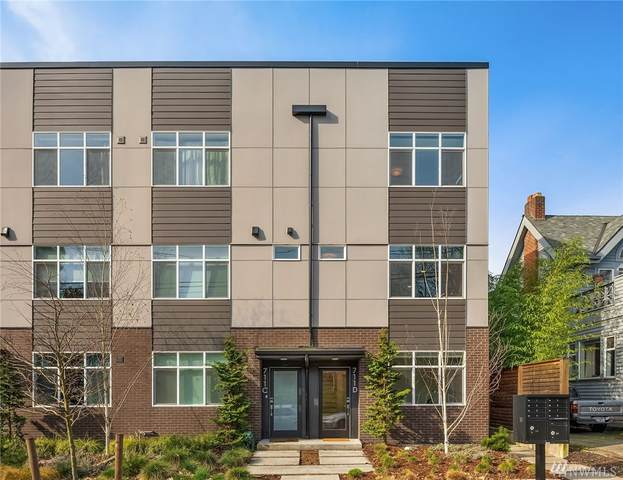 711 Federal Ave E D, Seattle, WA 98102 (#1568619) :: Tribeca NW Real Estate