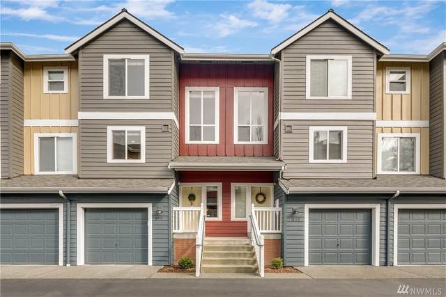 16111 NE 90th Wy #3402, Redmond, WA 98052 (#1568624) :: Real Estate Solutions Group