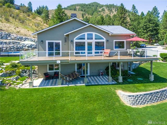 4041 Lakeview Place, Chelan, WA 98816 (#1568628) :: Northwest Home Team Realty, LLC