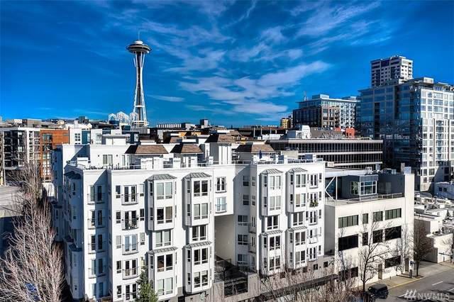 3028 Western Ave #215, Seattle, WA 98121 (#1568693) :: Real Estate Solutions Group