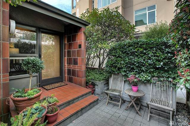 88 Virginia St #33, Seattle, WA 98101 (#1568698) :: Real Estate Solutions Group