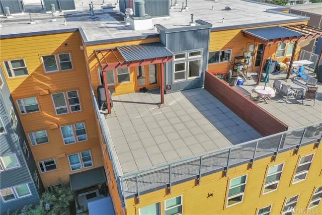 827 Hiawatha Place S #614, Seattle, WA 98144 (#1568711) :: NW Homeseekers