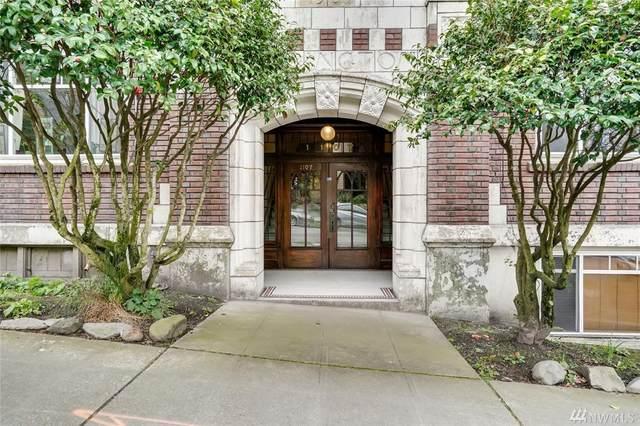 1107 E Denny Wy B4, Seattle, WA 98122 (#1568718) :: Alchemy Real Estate