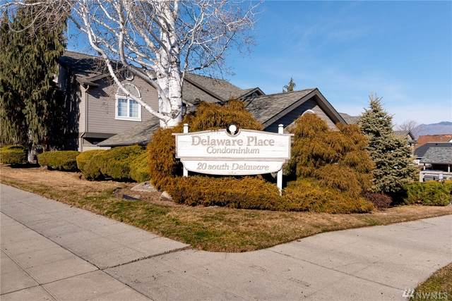 20 S Delaware Ave #8, Wenatchee, WA 98801 (#1568768) :: Northwest Home Team Realty, LLC