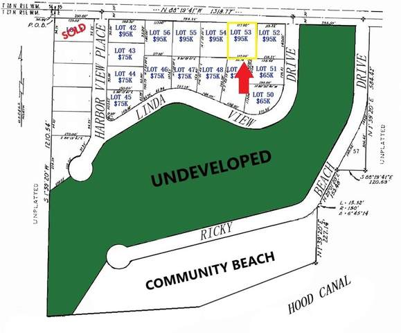 0 Lot 53 Shine Road, Port Ludlow, WA 98365 (MLS #1568821) :: Community Real Estate Group