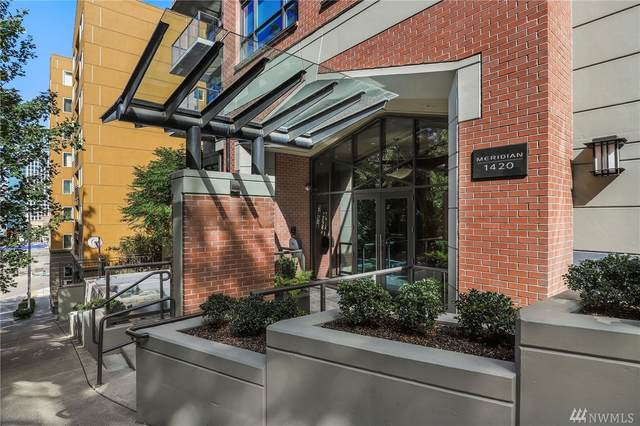 1420 Terry Ave #905, Seattle, WA 98101 (#1568857) :: NW Homeseekers