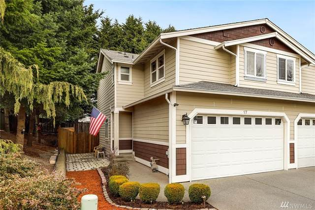12305 Meridian Ave S #17, Everett, WA 98208 (#1568969) :: KW North Seattle