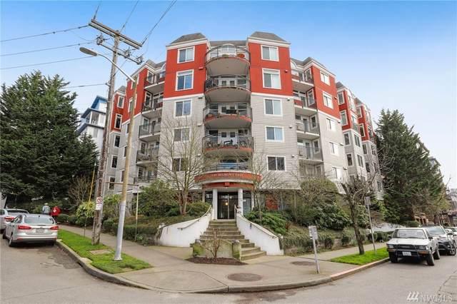 232 Belmont Ave E #301, Seattle, WA 98102 (#1569025) :: Keller Williams Western Realty