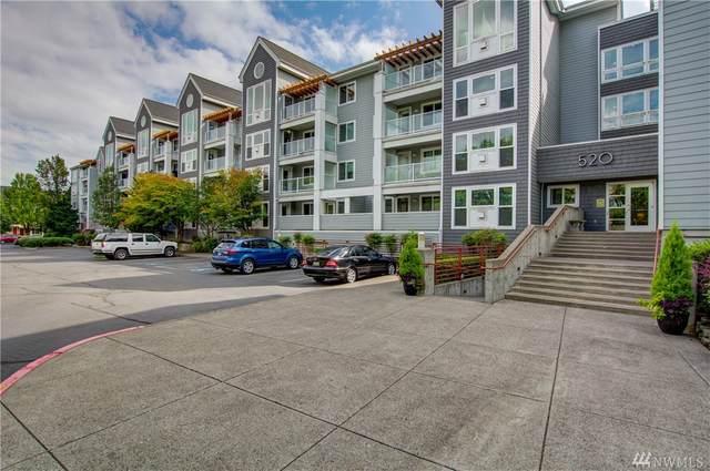 520 SE Columbia River Dr #418, Vancouver, WA 98661 (#1569027) :: Keller Williams Realty