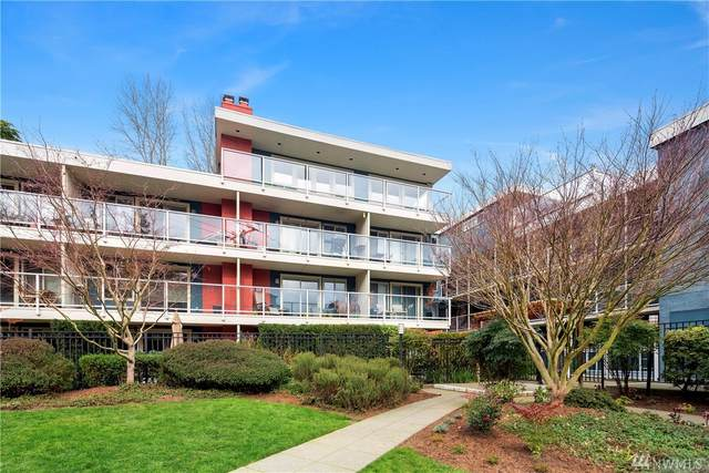 1730 Taylor Ave N #106, Seattle, WA 98109 (#1569117) :: Alchemy Real Estate
