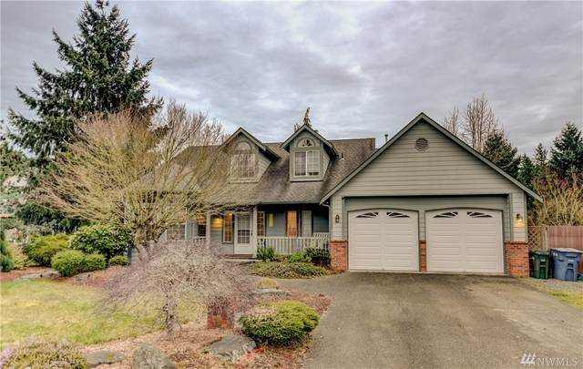 10802 194th St E, Graham, WA 98338 (#1569134) :: Mary Van Real Estate