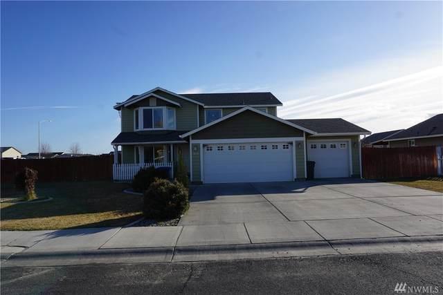 224 G St NE, Quincy, WA 98848 (MLS #1569162) :: Nick McLean Real Estate Group