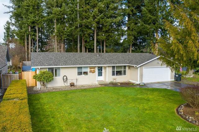 17648 153rd Wy SE, Yelm, WA 98597 (#1569219) :: Ben Kinney Real Estate Team